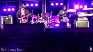 The Billy Jones Band - Purple Rain - Rollin' On the River, Keokuk Ia. - 8/16/19