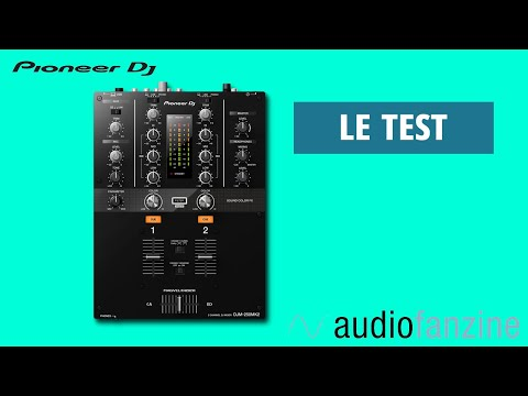 Pioneer DJM-250MK2 - TEST