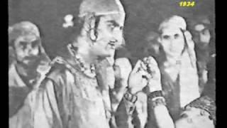 Download Hindi Video Songs - k.l.saigal..hairate nazar aayi.karwan e hayat..1933-34..music.mihi.wmv