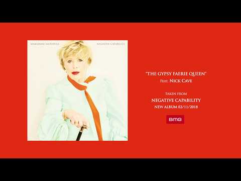 Marianne Faithfull - The Gypsy Faerie Queen feat. Nick Cave (Lyrics Video)