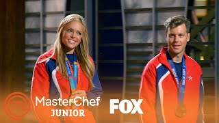 A Mix Of Very Important Guests | Season 5 Ep. 12 | MASTERCHEF JUNIOR