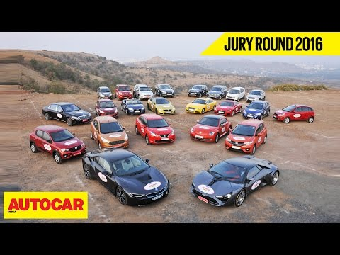 Car Of The Year Jury Round 2016 | Autocar Awards 2016