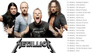 Metallica Greatest Hits Album Live  2019 - Best Songs Of Metallica