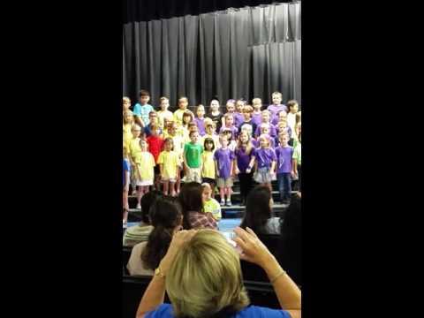 Wards Creek Elementary - 7 Habits Song