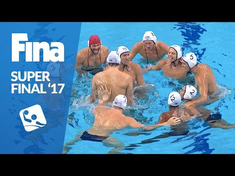 Serbia reigns supreme at the Super Final | Recap | Water Polo World League 2017
