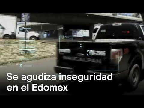 Inseguridad se agudiza en el Estado de México - Despierta con Loret