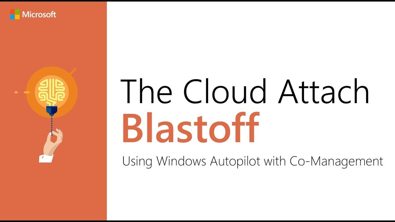 Using Windows Autopilot with Co-Management