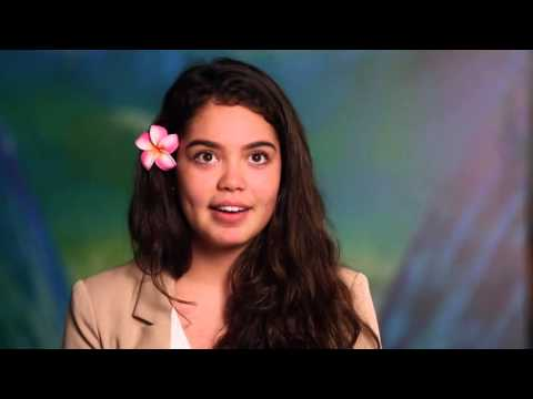 Moana Featurette | I Am Moana | Disney | In Cinemas December 2016