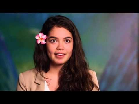 Moana Featurette | I Am Moana | Disney | In Cinemas December 2016
