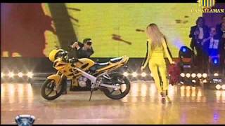 Repeat youtube video Liz Solari Strip Dance Dia3 HQ