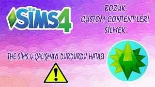 Bozuk Custom Content'ler Nasıl Silinir [Mod Conflict Detector]