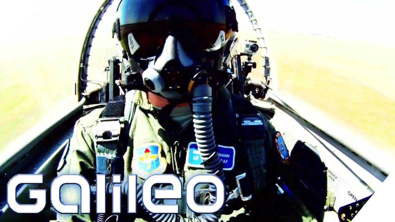 eXtrem: Jetpilot-Ausbildung | Galileo | ProSieben