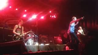 Die Toten Hosen - Groove, Buenos Aires, Argentina 23.05.2015 - Dias como estos