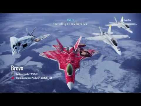 #85 Ace Combat Infinity Coop Moscow less 1500 cost