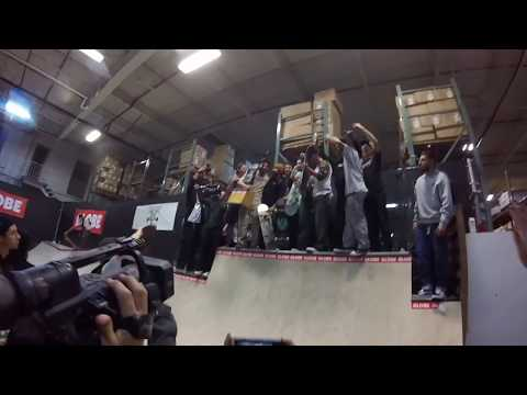 Globe/Thrasher Snake Run Session, First Annual Contest