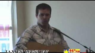 James Wesley performs REAL
