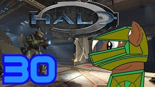 Halo: Combat Evolved Anniversary (blind) [30]: das Wrack des Kreuzers