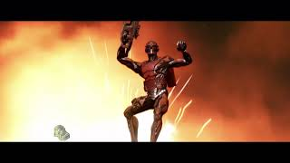 Глад Валакас озвучивает   Трейлер Warface — Марс