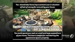 Home improvement Finance Loan in UK