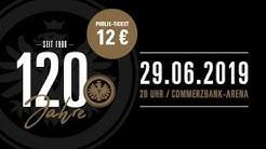 120JahreSGE - Eine Zeitreise mit Charly Körbel