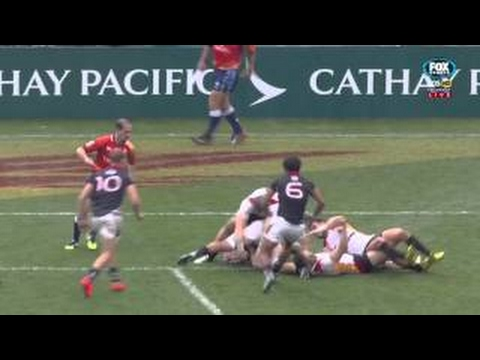 Japan vs Hong Kong (Women's Rugby World Cup 2017 Qualifier)