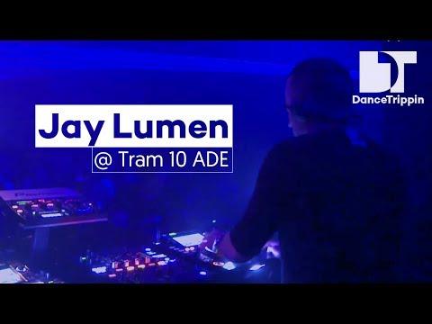 Jay Lumen | Tram 10 ADE Opening Party DJ Set | DanceTrippin