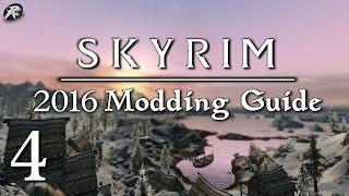 2016 Skyrim Modding Guide Ep.4: HUD/UI/Map Mods