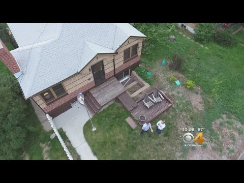 Insurance Assessment Using Drone Leaves Homeowner With Concerns