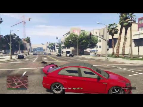 Prison Break Setup #4 - Wet Work - GTA Online Stream