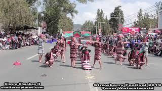 Benguet National High School Puguis Annex Strawberry Festival 2019