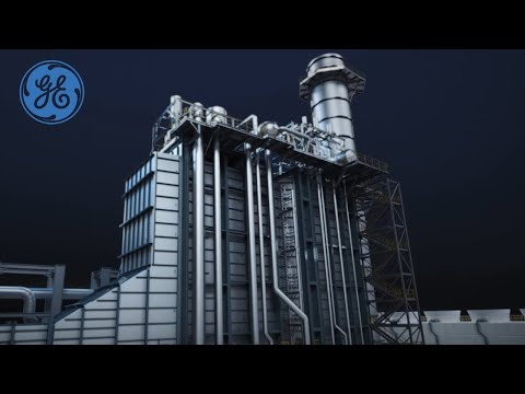 GE's gas power plant solutions