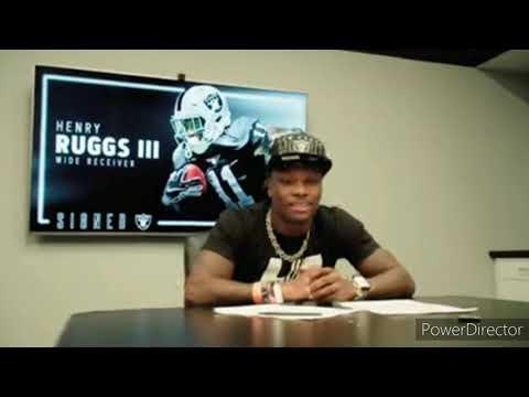 Las Vegas Raiders Sign 2020 Rookie Draft Class By: Joseph Armendariz