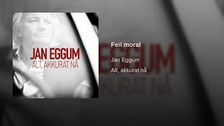 Jan Eggum - Alt, akkurat nå - album (2018)