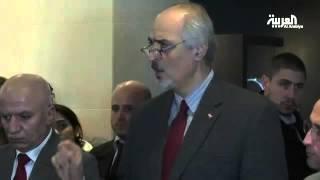 مندوب النظام السوري: شروطنا قرآن ..و صدق الله العظيم