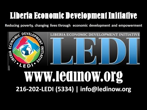 LIBERIA ECONOMIC DEVELOPMENT INITIATIVE (LEDI): Public Invitation Video