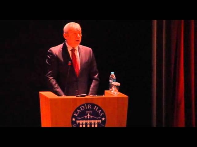Muharrem Yılmaz'ın TÜSİAD CEO Forum Toplantısı Açılış Konuşması - 5 Ekim 2013