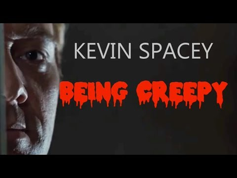 Kevin Spacey's Being Creepy
