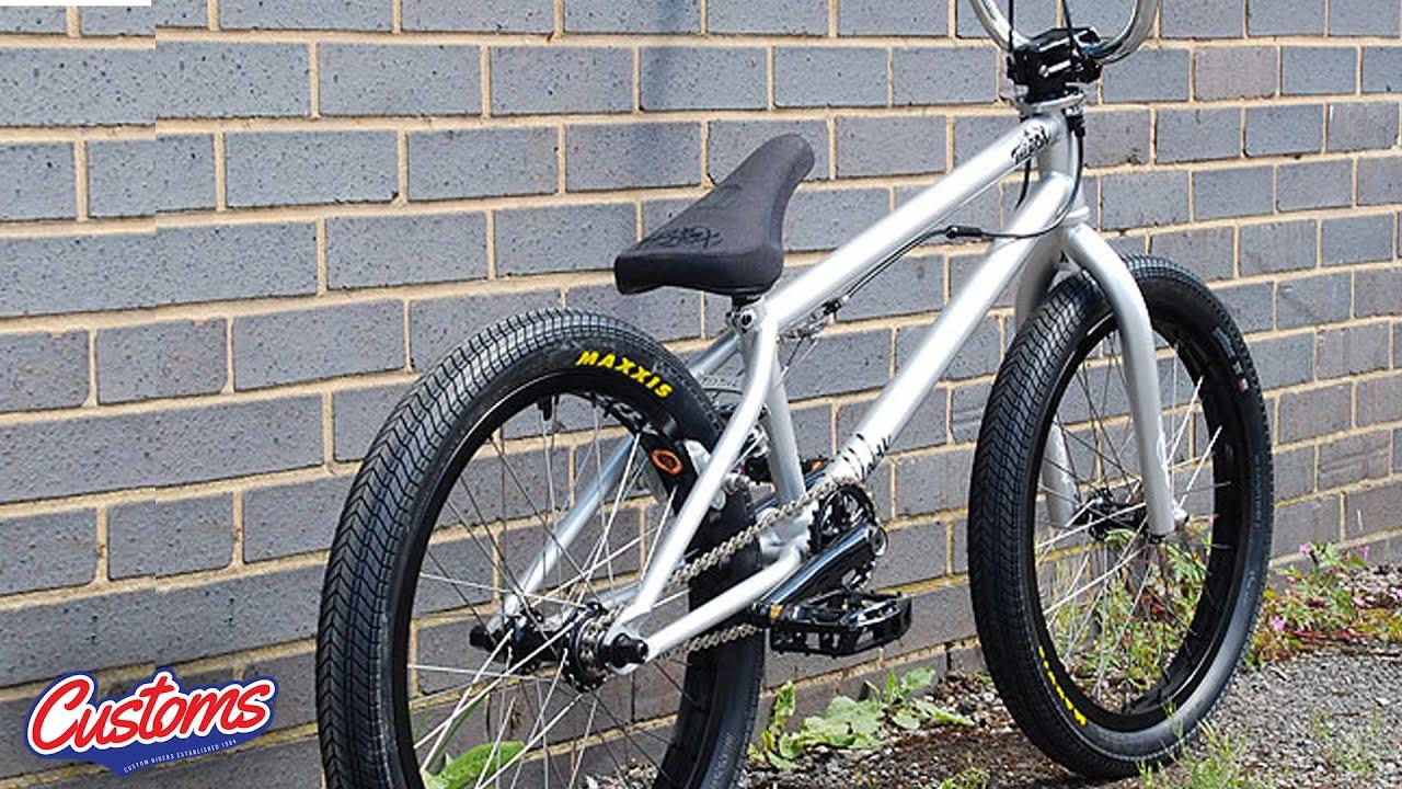 total killabee custom bmx bike check youtube