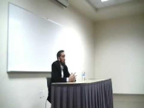 Divine Speech with Nouman Ali Khan (Part 3)