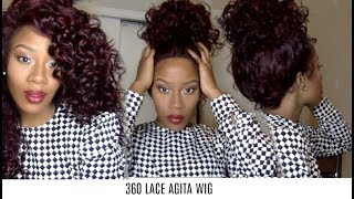 PERFECT WIG FOR THE HOLIDAYS- IT's a Wig! Agita