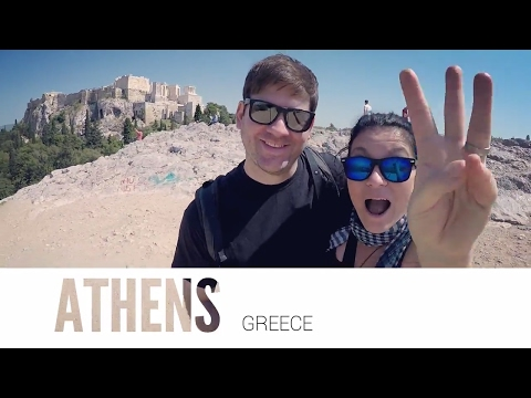 S3 E2: Gotta WATCH OUT for the CRAZIES! Athens, Greece Travel Guide