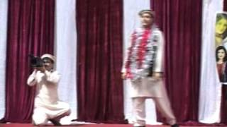 Musharaf Bangash New Video Song (INQELAAB) ABU DHABI  Show