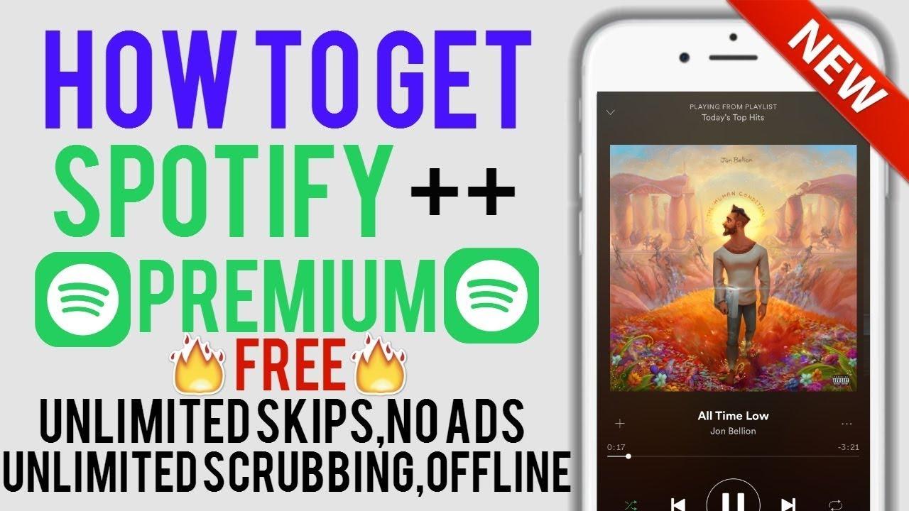 spotify premium apk for ios 11.4