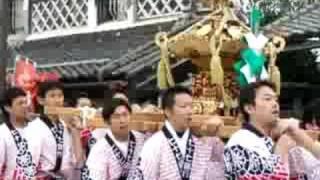 竹駒神社 秋季大祭 本祭・小神輿巡幸 その1 thumbnail