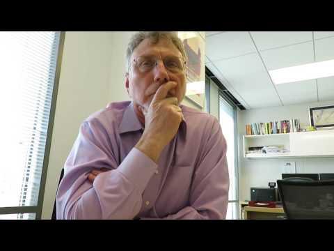I met Washington Post Chief Editor Marty Baron