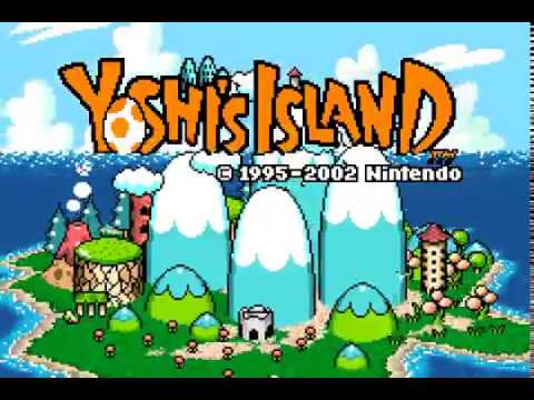 Yoshis Island: Super Mario Advance 3