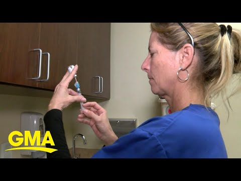 1st Adult Death Of New Flu Season Reported L GMA