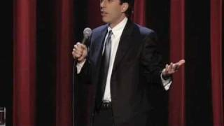 jerry seinfeld - airport bathrooms