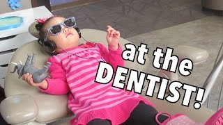 First Time at the DENTIST!!! - Dancember 02, 2014 ItsJudysLife