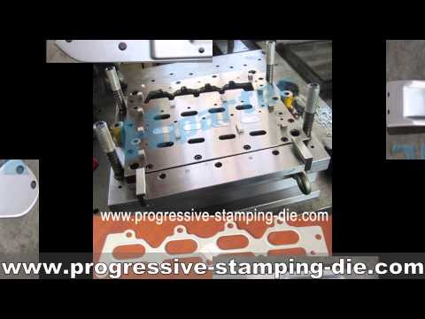 China Metal Press Tools